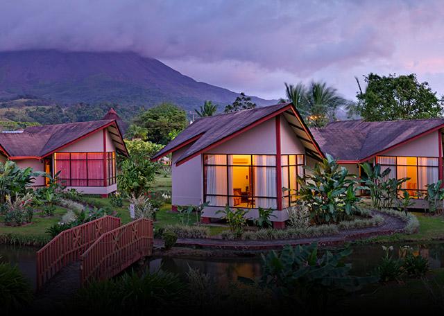 Montaña de fuego Resort & Spa con Viajes BAC Credomatic