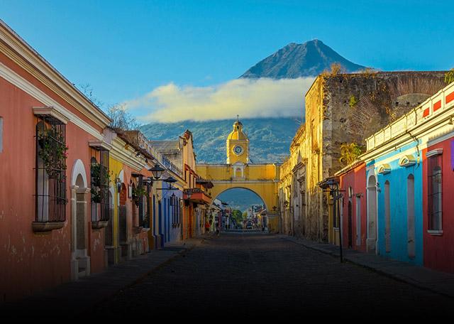 Vacaciones en Guatemala con Viajes BAC Credomatic