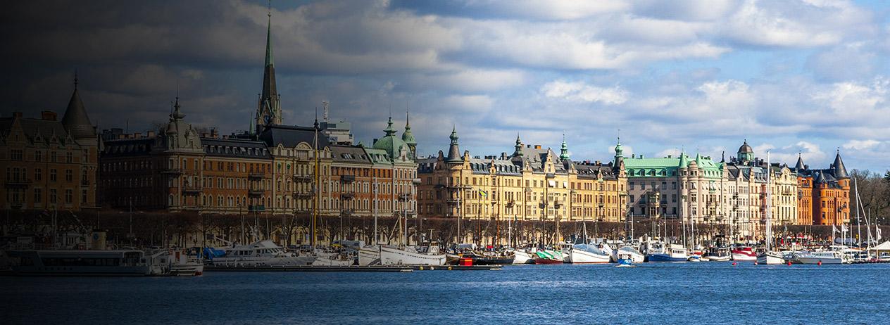 Crucero Estocolmo a Copenhague - Marina Viajes BAC Credomatic