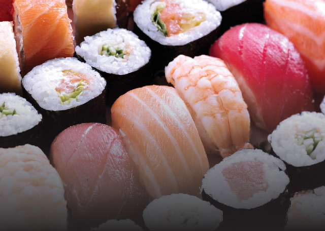 Sushi Maki Take Combos BAC Credomatic