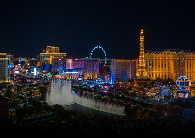 Las Vegas: Madonna en concierto