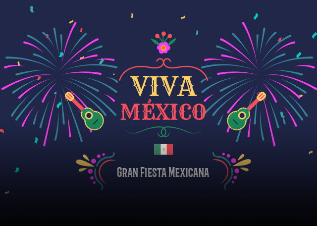 """Gran Fiesta Mexicana """"Viva México"""""""