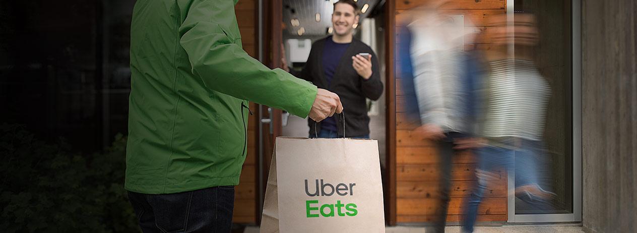 Envíos gratis en Uber Eats al pagar con tus tarjetas BAC Credomatic