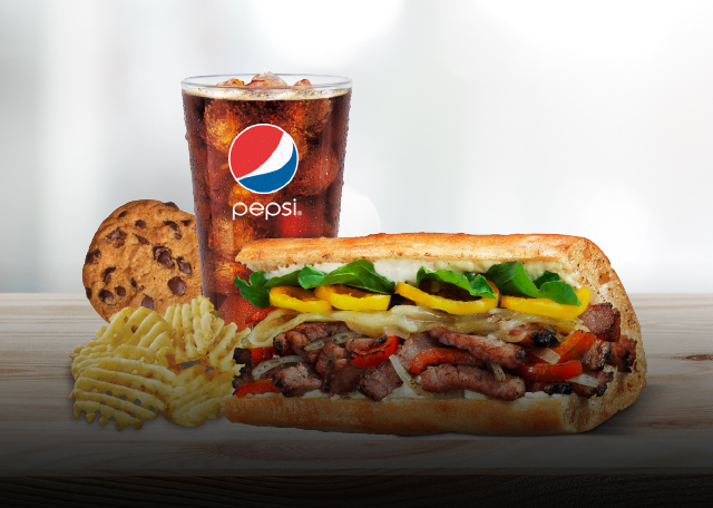 Quiznos Combo BAC Credomatic