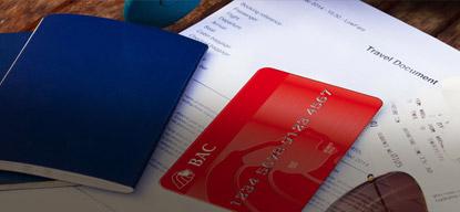 Reporte su tarjeta de débito para viajar al exterior