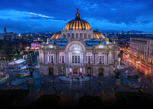 México con Viajes BAC Credomatic
