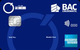 Tarjeta de crédito Club La Nación BAC Credomatic