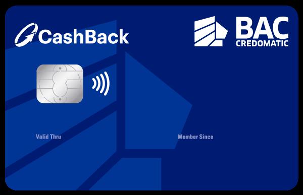 tarjeta CashBack