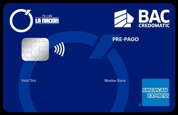 tarjeta club La Nación pre-pago