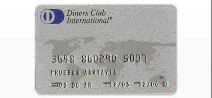 Tarjeta Diners Club