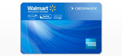 Tarjeta Walmart