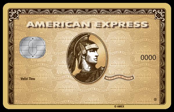 Tarjeta de Crédito AMEX Membership Rewards Dorada