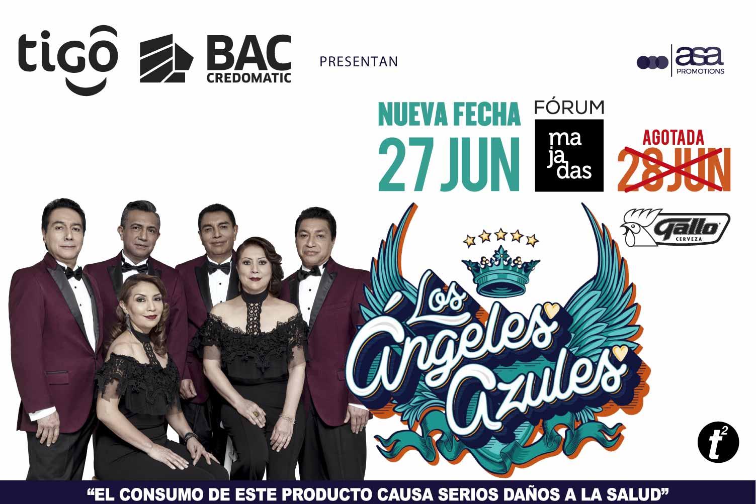Angeles azules en Guatemala