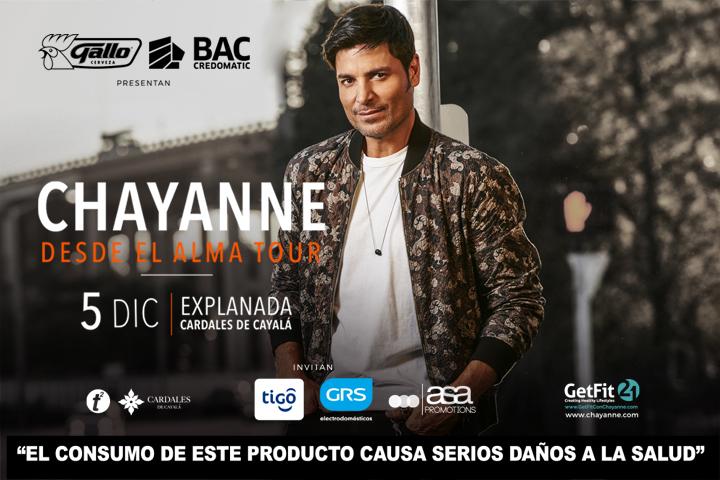Chayanne en guatemala