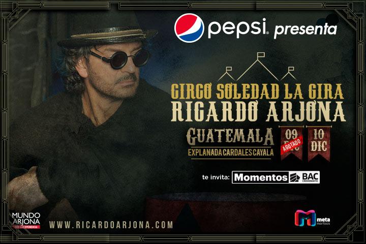 concierto Arjona