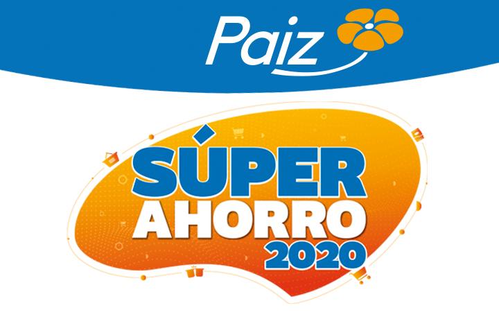 paiz ahorro 01 2020