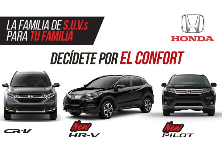 Honda Guatemala promocion