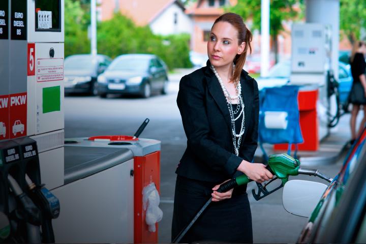 Reto gasolineras