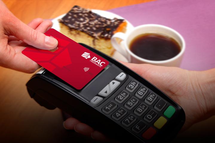Debito cambio de tarjeta