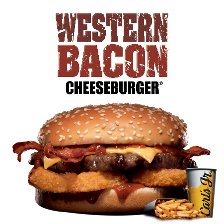 Western Bacon Cheeseburger