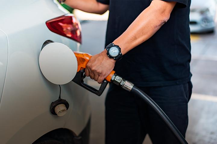 cashback gasolina