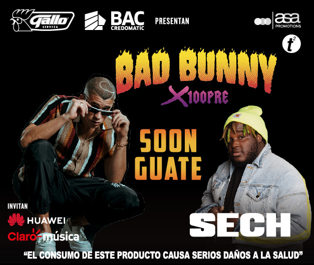 Bad bunny proximamente
