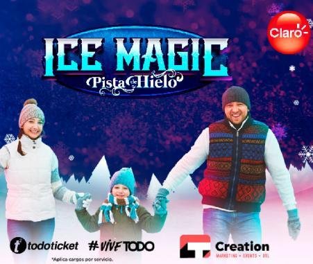 Ice msgic