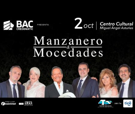 MANZANERO Y MOCEDADES