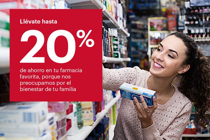 promoción farmacias