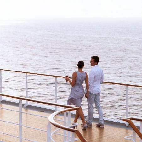 Viaje en crucero a las Bahamas