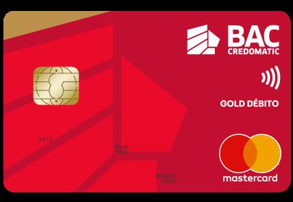 tarjeta debito oro