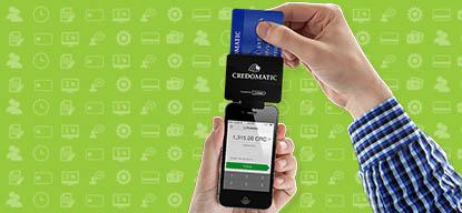Herramientas para aceptar sus pagos: Movilmatic de Credomatic