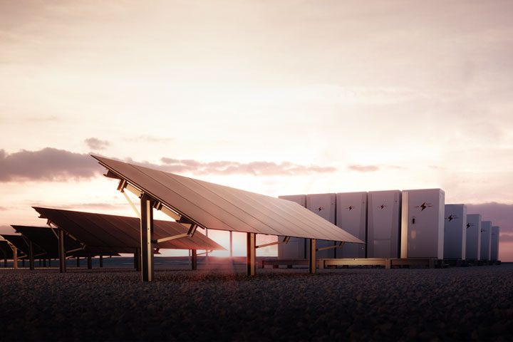 Crédito Corporativo - Paneles solares