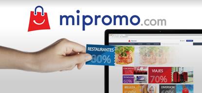 Publique sus ofertas en MiPromo.com