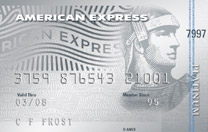 The Platinum Card® American Express® de Credomatic