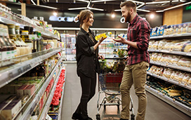 Supermercados, Clubes y Tiendas