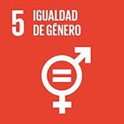 Objetivo 5 Igualdad de género