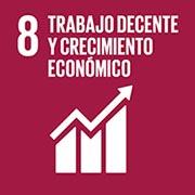 Objetivo 8 Trabajo decente y crecimiento económico
