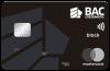 Tarjeta Acumula Puntos BAC Credomatic Black MasterCard
