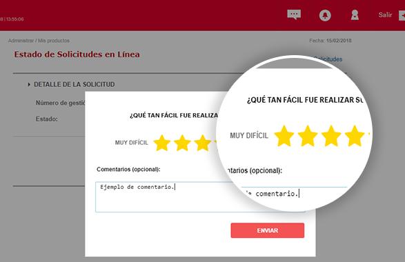 Cambiá tu límite de transferencias en Banca en línea de BAC Credomatic Paso 4
