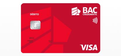 Tarjeta Débito Visa Clásica