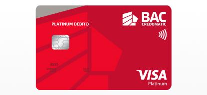Tarjeta Débito Visa Platinum