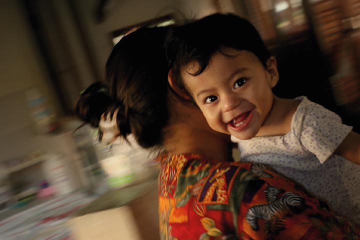 ¿Te acuerdas del amor del abrazo de mamá?