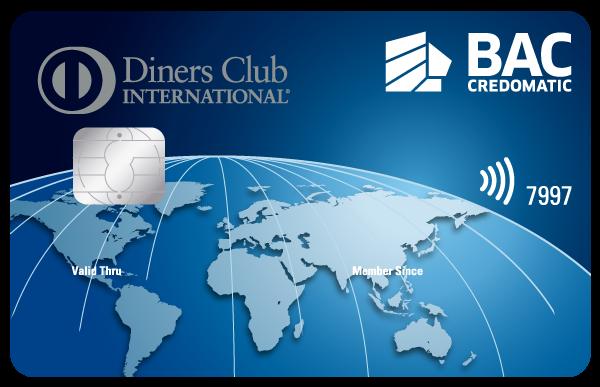 Tarjeta Diners Club Standard Internacional
