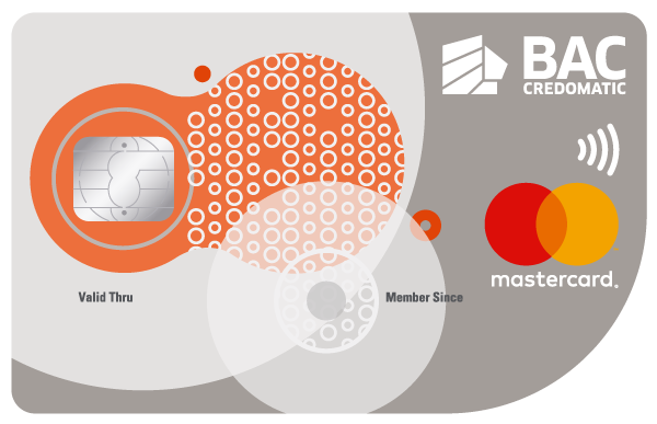 Tarjeta de Crédito MC Cash Bac Credomatic