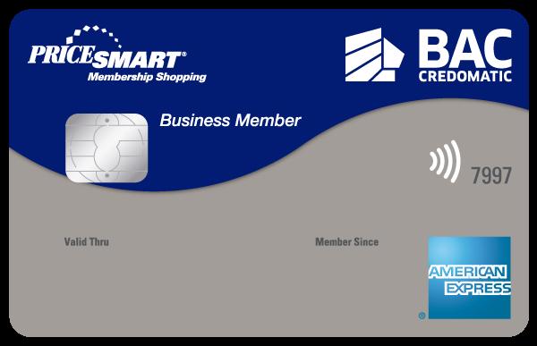 Tarjeta de Crédito Pricesmart Empresarial